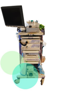 早期の咽頭癌 食道癌 胃癌 大腸癌を発見が可能なNBI内視鏡システムを導入